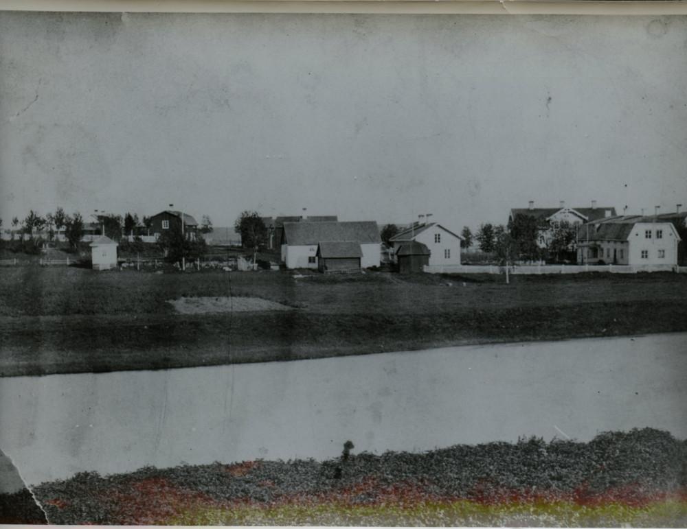 Robertsfors från 1888