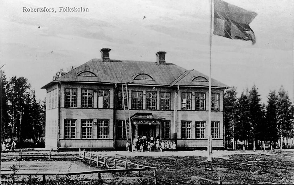 Gamla folkskolan