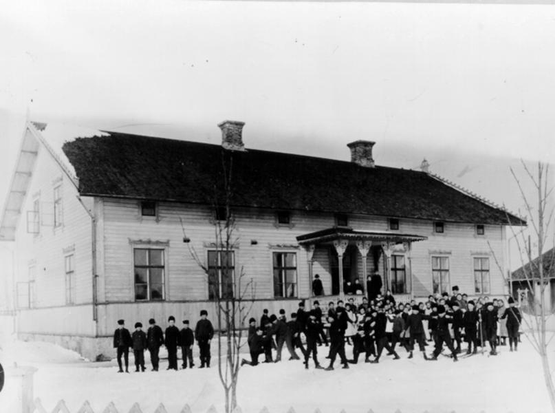 Gamla skolan - Norrgården